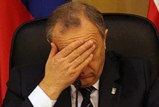 В. Радаев за неделю израсходовал два миллиона