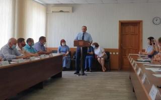 Алексей Янин официально вступил в должность главы Пугачевского района