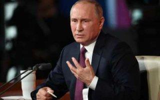 В. Путин обратился к гражданам страны. Главное