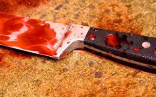 Жительница области пырнула ножом подполковника ФСИН