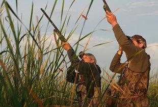 Открытие сезона охоты