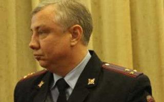 Полковник полиции издевался над подчиненным