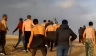 Массовая драка между курдами и казахами. В Дергачевский район стянуты ОМОН и полиция (видео)