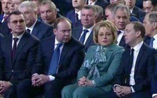 Путин потребовал пересмотреть критерии уголовного преследования бизнеса