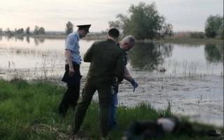 В Пугачевском районе утонул рыбак