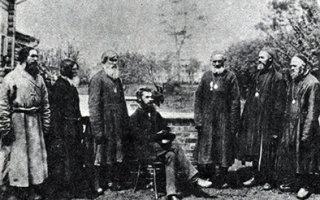 Первый земский начальник Николаевского уезда