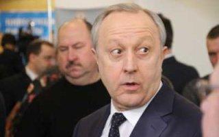 Рейтинг Радаева рухнул из-за протестов против строительства завода в Горном