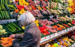 За неделю в области выросла стоимость более половины продуктов питания