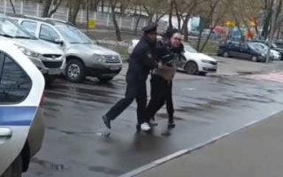 Правоохранители во многих случаях действуют по принципу «хватать и не пущать»