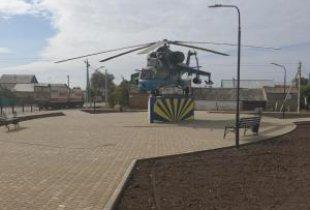 Площадку у вертолета в Пугачеве оценил целый министр