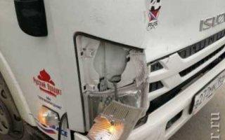 В Пугачеве грузовик сбил ребенка на велосипеде