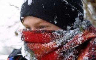 В области ожидается резкое похолодание
