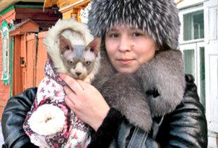 Кошачье царство Натальи Барышковой