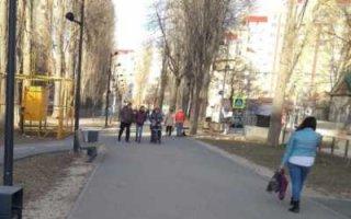 Жителей области начали штрафовать за нарушение правил самоизоляции