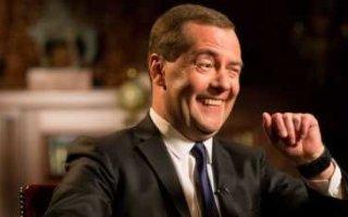 Медведев выделил деньги на завод в Горном
