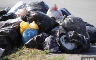 Антимонопольщики фиксируют завышение цены на вывоз мусора