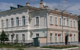 Здание администрации стало объектом культурного наследия