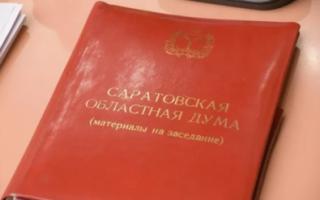 В Саратовской области приняли поправки в законопроект о тишине