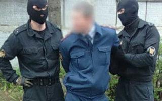 Инспектор ИК-17 попался на взятке