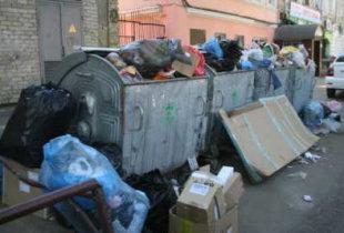 Тарифы на вывоз мусора обещают снизить
