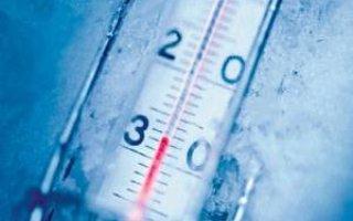 В области похолодает до -25