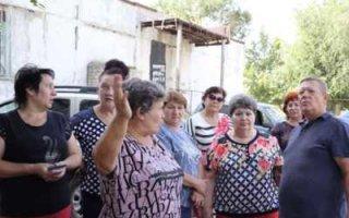 В Пугачеве обсудили проблемы домов и дворовых территорий