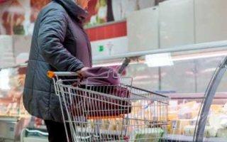 Стремительный рост цен на продукты питания