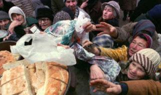 В стране растет уровень бедности