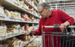 Вслед за пенсионной реформой затеяли продуктовую