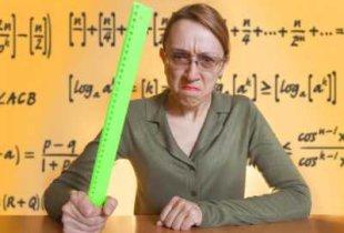 Половина учителей математики не справилась с тестами по предмету