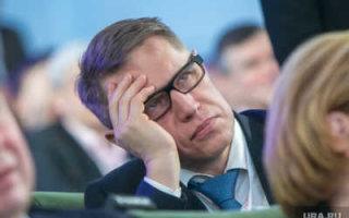 Министр здравоохранения РФ может лишиться должности