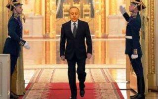 """Зачем Радаеву """"кремлевская"""" ковровая дорожка?"""