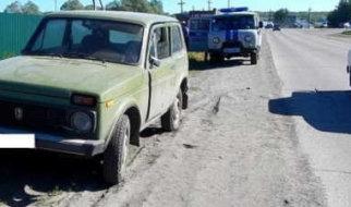 В Пугачевском районе задержали угонщика