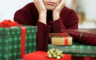 Возвращение новогодних подарков