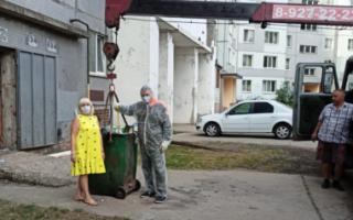 """Н. Караман: """"Чтобы плата за вывоз мусора была справедливой"""""""