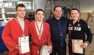 Воспитанники «Титана» представят Россию на международных соревнованиях