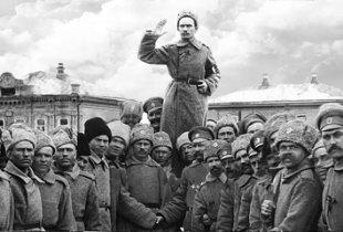 Как большевики взяли власть в уезде
