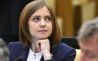 Наталья Поклонская предложила поправки в пенсионную систему