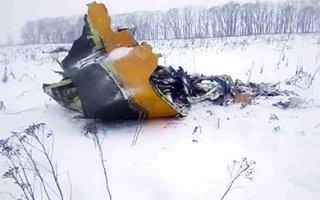 Разбившийся самолет эксплуатировался с нарушениями