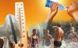 Аномальная жара в Саратовской области не прекратится