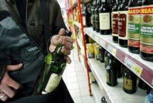 Житель Пугачева пытался ограбить магазин