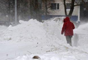 Снегопад, снегопад, если женщина просит…