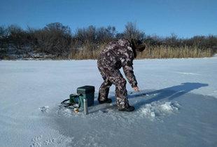Как я заболел зимней рыбалкой