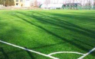 Футбольное поле в Пугачеве. Цены растут