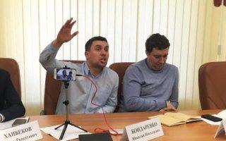 """Коммунисты и жириновцы резко выступили против строительства """"завода смерти"""" в Горном"""