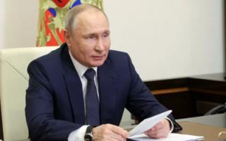 """Путин попросил """"Единую Россию"""" после выборов выплатить пенсионерам по 10 тысяч рублей"""