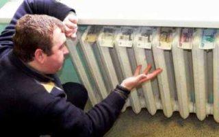 Плату за отопление хотят повысить на 70%