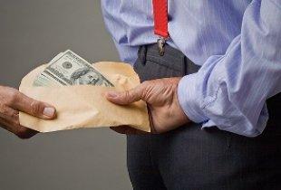 Результат борьбы с коррупцией