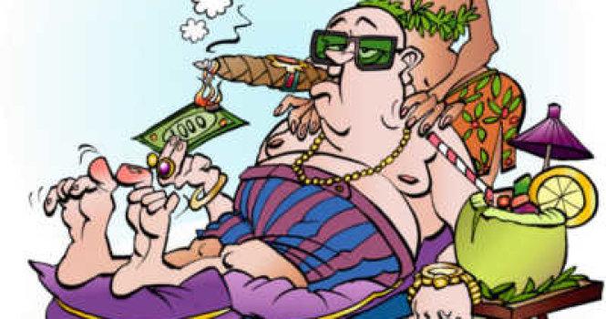 Так ли все легко и ярко в личной жизни олигарха?