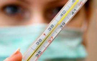 Заболеваемость ОРВИ в области превысила пороговый уровень на 50%